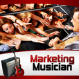 Marketing Musician show