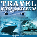 Travel Legends and Icons show