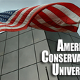 American Conservative University Podcast show