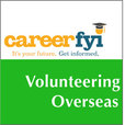 CareerFYI - Volunteering Overseas show