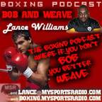 MSR BOXING PODCAST - Bob And Weave on MySportsRadio.com the Sports Podcast Network show