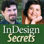 InDesign Secrets show
