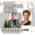 Podcast Voice Training show