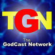 """The GodCast<small><sup style=""""font-size: 70%;"""">®</sup></small> Network show"""