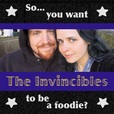 "The Invincibles in ""So... you want to be a foodie?"" [ audio ] show"