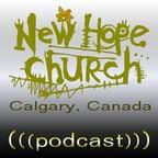 Audio at New Hope Hillside Church show