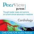 PeerView Cardiology CME/CNE/CPE Audio Podcast show