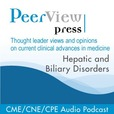 PeerView Hepatic/BiliaryDisorders CME/CNE/CPE Audio Podcast show