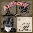 ANTHONY from PARIS. show