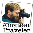 Amateur Traveler Video (small) | travel for the love of it show