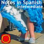 Notes in Spanish Intermediate show
