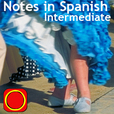 Notes in Spanish Intermediate show