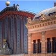 Tourcaster - Madrid - Paseo del Prado Audio Tour show
