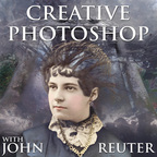 Creative Photoshop with John Reuter show
