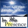 In His Presence Radio show