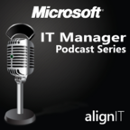 Microsoft IT Manager Podcast show