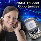 NASA Student Opportunities show