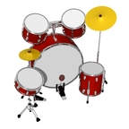 Classical Music with Drum show
