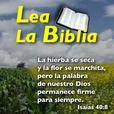 Lea La Biblia show
