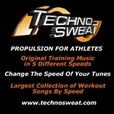 Techno Sweat Workout Podcasts - Train At Your Speed show