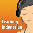 Learning Indonesian - The fun and easy self-paced course in Bahasa Indonesia, the Indonesian Language show
