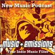 Music Emissions weekly indie music podcast show