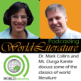 World Literature Podcasting - Improve your knowledge of English literature and the English language show
