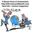Bill Creata 5 Minute Podcast show