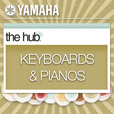 Yamaha Keyboards and Pianos Podcasts from The Hub show
