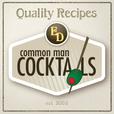 Common Man Cocktails show