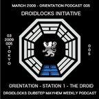 The Droidlocks Initiative Podcast show