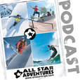 The AdventureWire podCast featuring: snowboarding, skiing, skateboarding, surfing, and adventure travel show