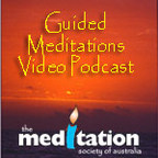 Guided Meditations Video Podcast show