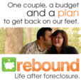 Rebound - Life After Foreclosure, Dave Ramsey style show