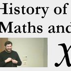 History of Maths and x show