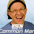 Common Man - KFAN FM 100.3 show
