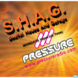 DJP's S.H.A.G. Soulful House And Garage live Radio show on http://PressureRadio.com show