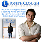 FREE Hypnosis Hypnotherapy and Coaching MP3 downloads by Joseph Clough - Hay House Author - Joseph Clough - Hypnotherapist, Coach and Speaker show