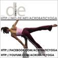Motion Design's Acrobatic Yoga Tutorials show
