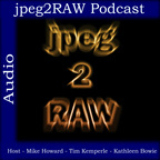 jpeg2RAW Photography Podcast show