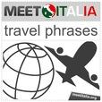 MeetItalia » Travel Phrases show