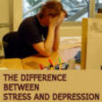 Difference Between Stress And Depression show