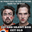 Jay and Silent Bob Get Old - SModcast.com show