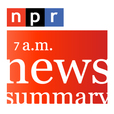 7AM ET News Summary show