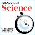 60-Second Science show