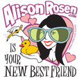 Alison Rosen Is Your New Best Friend show