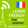 Learn French with daily podcasts show