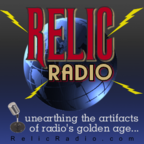 Relic Radio (old time radio) show