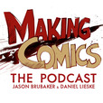 MakingComics.com Gutter Talk Podcast show