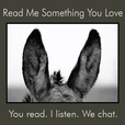 Read Me Something You Love show